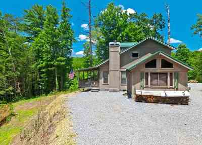 Single Family Home For Sale: 4268 Breezy Trail Way