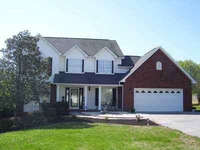 Hamblen County Single Family Home For Sale: 4556 Majestic Magnolia Lane