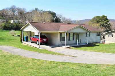 Morristown TN Single Family Home Pending-Continue To Show: $119,900