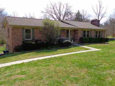 Jefferson City Single Family Home Temporary Active: 1948 Ridgewood