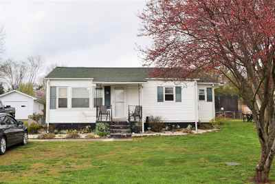 Morristown TN Single Family Home Pending-Continue To Show: $79,900