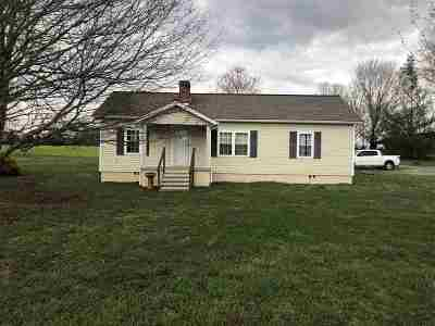 Talbott TN Single Family Home Sold: $90,000