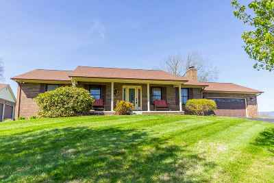 Single Family Home For Sale: 3125 Forge Ridge Rd