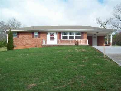 Morristown Single Family Home For Sale: 4136 Priscilla