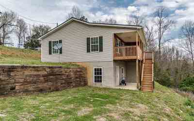 Jefferson County, Cocke County, Sevier County Single Family Home For Sale: 2719 Von Hill Road