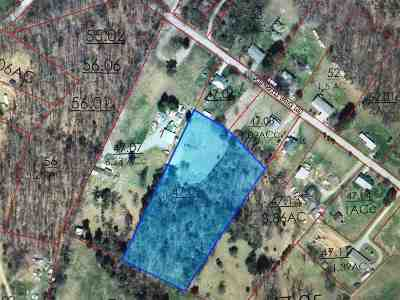 Russellville Residential Lots & Land For Sale: 5890 Fall Creek Dock Road