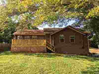 Hamblen County Single Family Home For Sale: 3337 Lake Forest Dr.