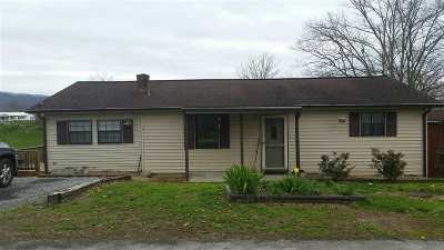 Bean Station TN Single Family Home Pending: $89,900