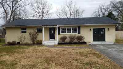 Newport Single Family Home For Sale: 304 N Susong