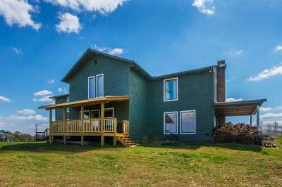 Single Family Home For Sale: 1420 Bales Rd