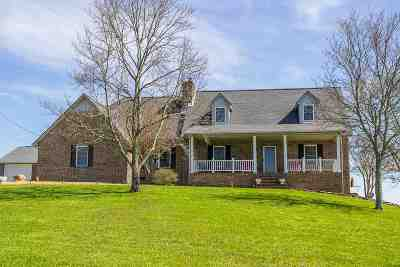 Talbott Single Family Home For Sale: 6130 James Cline Road