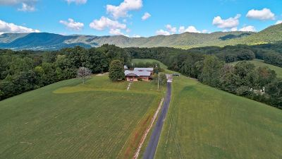 Newport Single Family Home For Sale: 1537-1539 Highway 321 33.17 Acres