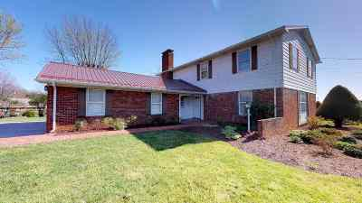 Morristown Single Family Home For Sale: 1509 Foard Drive