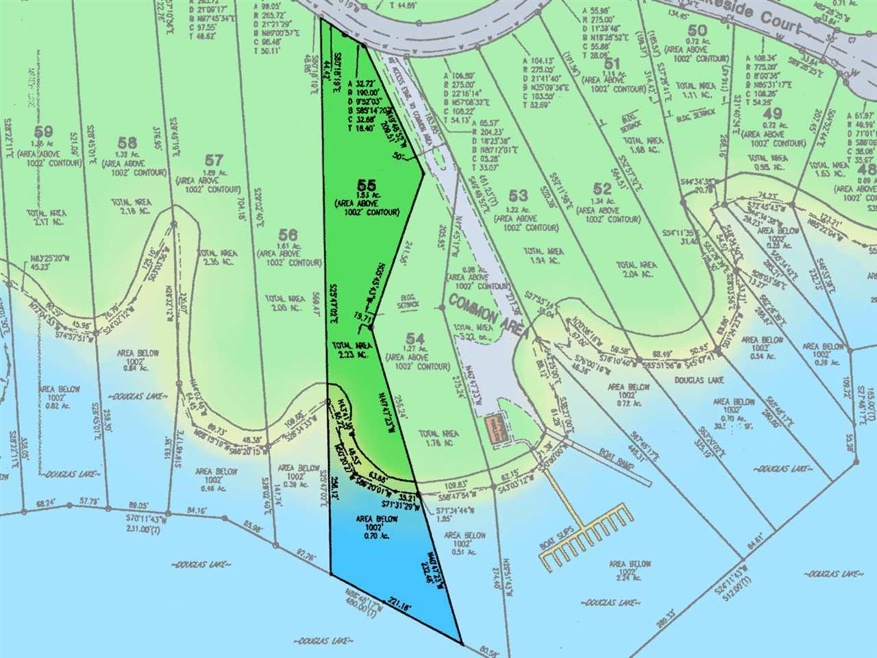 Lot 55 Sunset Harbor Drive, Dandridge, TN.| MLS# 577673 | Morristown Dandridge Tn Map on