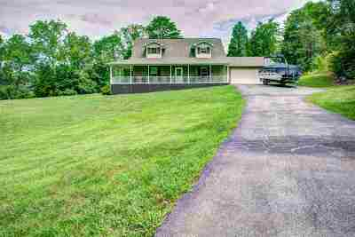 Jefferson County, Cocke County, Sevier County Single Family Home For Sale: 1778 Ferry Hill Rd