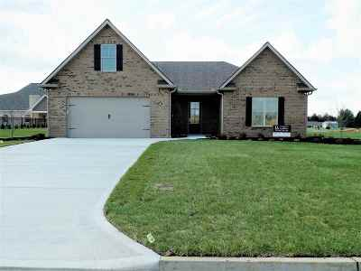 Morristown TN Single Family Home For Sale: $374,900