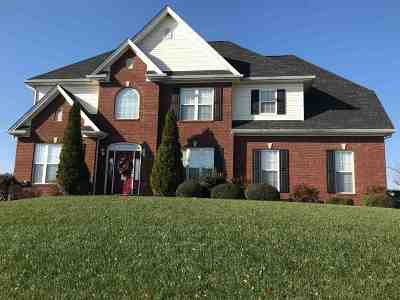 Morristown TN Single Family Home For Sale: $349,888