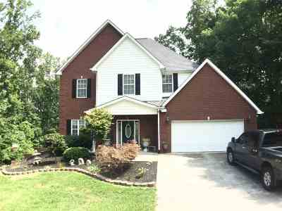 Morristown Single Family Home For Sale: 4174 Scarlett Dr.