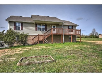 Jefferson County, Cocke County, Sevier County Single Family Home For Sale: 1469 Woods Ridge Road