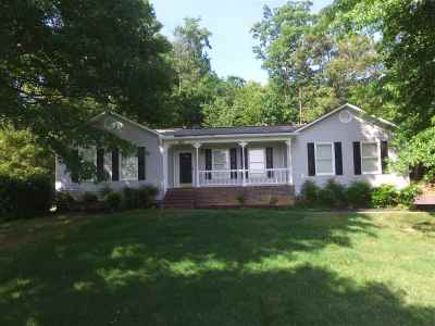 Morristown Single Family Home For Sale: 941 Foxglove Ln