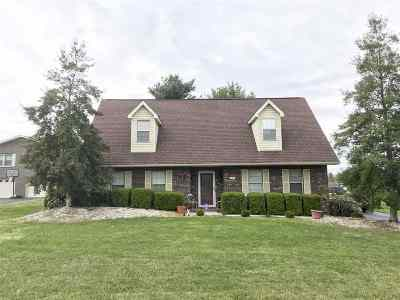 White Pine TN Single Family Home For Sale: $209,000