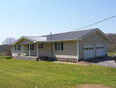 White Pine TN Single Family Home For Sale: $174,900