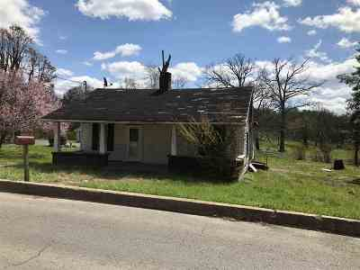 Newport Single Family Home For Sale: 587 North Street