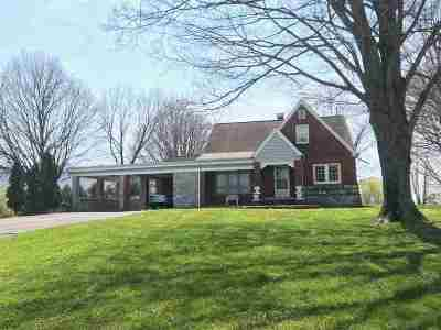 Bean Station Single Family Home For Sale: 123 Phyllis Drive