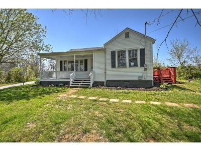 Single Family Home For Sale: 800 Carpenters Chapel