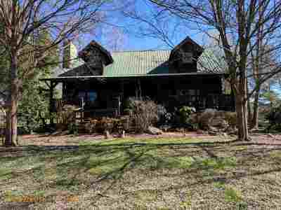 Grainger County Single Family Home For Sale: 1930 Tater Valley