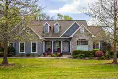 Grainger County Single Family Home For Sale: 312 Seven Oaks Dr