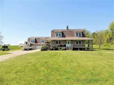 Single Family Home For Sale: 163 Harrison Rd.