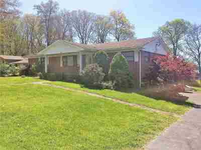 Morristown TN Single Family Home For Sale: $125,000