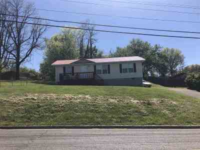Morristown TN Single Family Home For Sale: $95,500