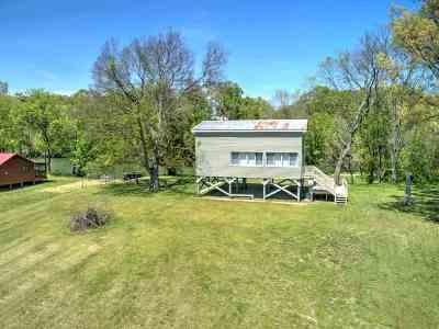 Single Family Home For Sale: 1046 Maukdale Riverside Lane