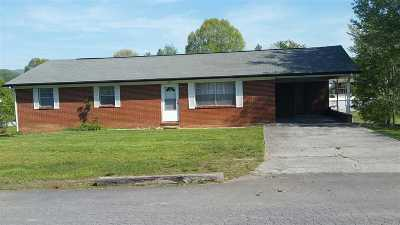 Bean Station TN Single Family Home For Sale: $110,000