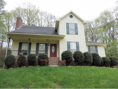 Hamblen County Single Family Home For Sale: 3633 Meadowland Drive