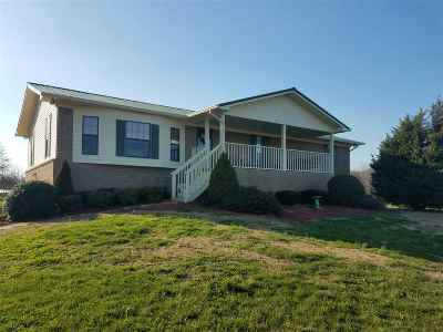 Mooresburg Single Family Home For Sale: 122 Epling Blvd