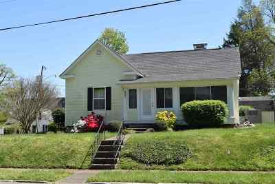 Morristown Single Family Home For Sale: 620 E Second North St