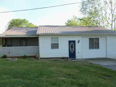 White Pine TN Single Family Home For Sale: $89,000