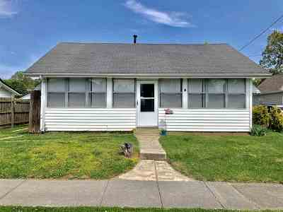 Morristown TN Single Family Home Sold: $65,900