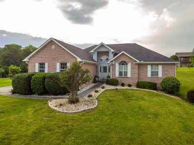 Morristown Single Family Home For Sale: 4683 Stapleton Rd