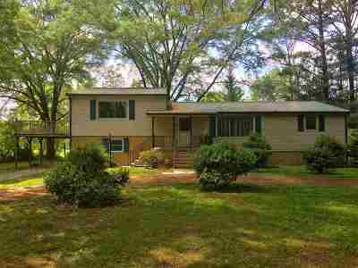 Morristown Single Family Home For Sale: 5344 O'donoghue Rd
