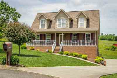 Russellville Single Family Home For Sale: 1900 Creekside Circle