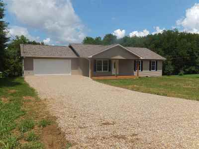 Newport Single Family Home For Sale: 911 Caney Oak Road