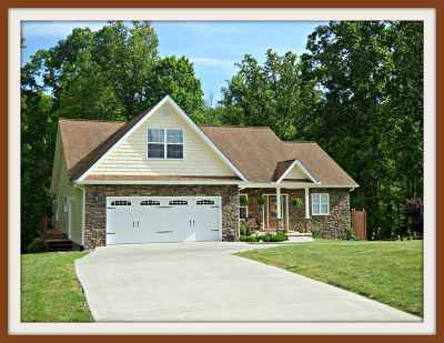 Single Family Home For Sale: 1508 Persimmon Orchard Drive