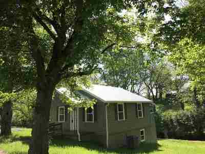 Morristown Single Family Home For Sale: 2208 Shields Ferry Rd