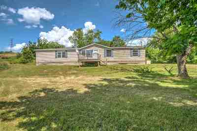 Grainger County Mobile/Manufactured For Sale: 216 Sugar Hollow Road