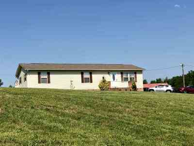 Morristown Single Family Home For Sale: 3801 Chucky River Road