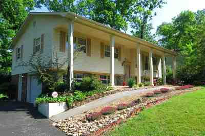 Morristown Single Family Home For Sale: 1974 Dove Street